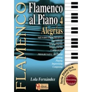 20398 Lola Fernández Flamenco al piano 4 - Alegrías