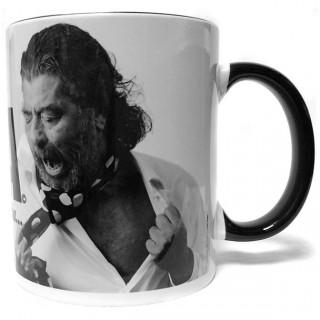 Taza de ceramica de Juan Moneo El Torta foto artista