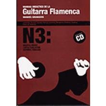 10284 Manuel Granados Manual didáctico de la guitarra flamenca Vol 3