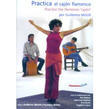14602 Guillermo McGill - Practica el cajón flamenco