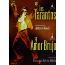 18734 Francisco Rovira - Los Tarantos. El amor brujo