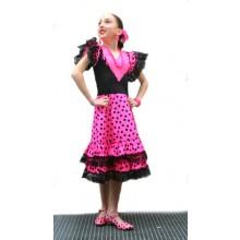 60002-2 vestido niña
