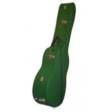 25029 Estuche de madera artesano para guitarra flamenca o clásica
