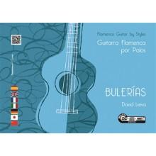 27203 Guitarra flamenca por palos. Bulerías - David Leiva