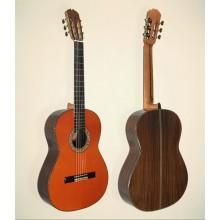 27204 Guitarra Flamenca Juan Montes 46-M Flamenco Negra