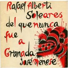 28233 José Menese / Rafael Alberti - Soleares del que nunca fue a Granada