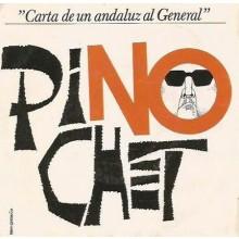 28239 El Lebrijano / Jose Manuel Caballero Bonald - Carta de un andaluz al general Pinochet