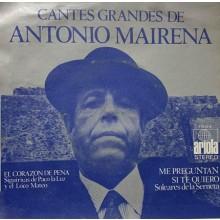 31002 Antonio Mairena - Cantes grandes de Antonio Mairena