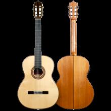 Guitarra flamenca Martinez Modelo MTZ MFG-AS EF EQ Fishman PSY-301