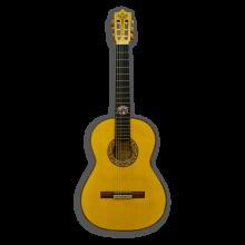 Guitarra Juan Montes Modelo Arce Amarillo