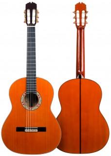 Guitarra Juan Montes 132 M ciprés