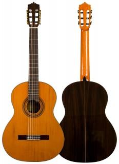 Guitarra Clásica Martínez modelo MCG-50C