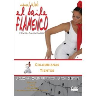 15408 Manuel Salado - El baile flamenco. Vol 15 Colombianas, Tientos