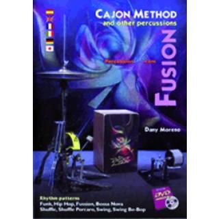 19271 Dany Moreno - Cajon method and other percusión. Fusión