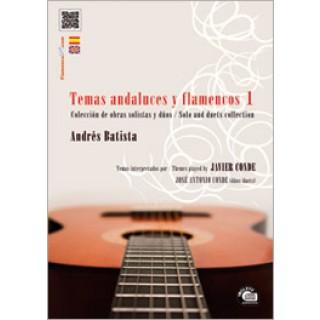 23268 Andrés Batista - Temas Andaluces y Flamencos Vol 1