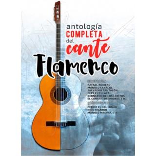 24626 Antología completa del cante flamenco