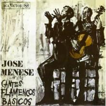 10093 José Menese - Cantes flamencos basicos