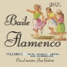 12454 Sólo compás - Baile flamenco Vol 1