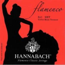 13404 Hannabach Flamenco 827SHT.