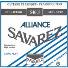 13417 Savarez Alliance Azul 540J Tensión Alta