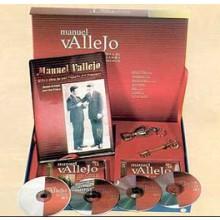 13448 Manuel Vallejo - Vida y obra de una leyenda del flamenco (4CDs+Libro)