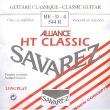 14148 Cuerda Savarez Clásica 4a Alliance Roja 544R