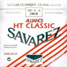 14150 Cuerda Savarez Clásica 6a Alliance Roja 546R