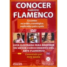 16030 Conocer nuestro flamenco - Guia ilustrada para adquirir un mejor conocimiento del arte flamenco