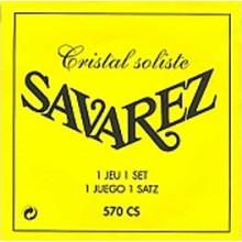 20881 Savarez Cristal Jaune 570CJ Tensión Alta