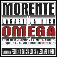 24455 Enrique Morente - Omega. Edición 20º Aniversario Super Deluxe