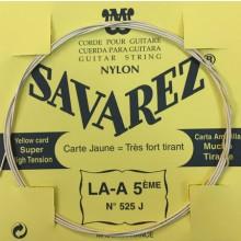 25619 Savarez Cuerda 6 Carta Amarilla 526J XHT