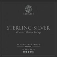 25797 Knobloch Sterling Silver Bass Set Tensión Fuerte
