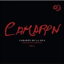 25814 Camarón de la Isla - Discografía completa Vol 2