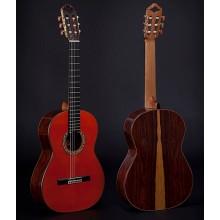 27208 Guitarra Flamenca Juan Montes 147 MR Cocobolo Especial