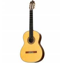 GUITARRA VICENTE CARRILLO FLAMENCO ESTUDIO GRANADILLO MOD. 1, CAÑIZARES