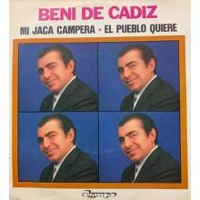 28114 Beni de Cádiz - Mi jaca campera / El pueblo quiere