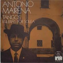 28134 Antonio Mairena - Tangos