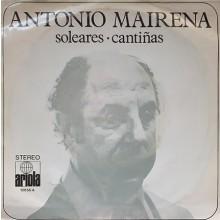 28145 Antonio Mairena - Soleares / Cantiñas