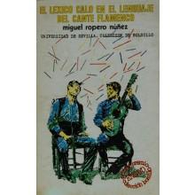 28310 El léxico caló en el lenguaje del cante flamenco - Miguel Ropero Núñez