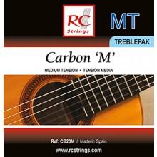 28986 Royal Classics - Carbon M Treblepak