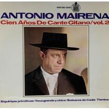 31000 Antonio Mairena - Cien años de cante gitano Vol 2