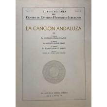 31059 La Canción Andaluza Vol 3 - Antonio Losada Campos / Augusto Butler Genis / Camilo Murillo Jenero
