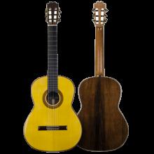 Guitarra Flamenca Antonio de Toledo modelo Flamenca
