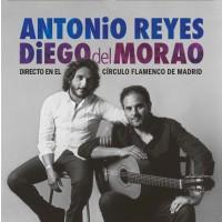 Antonio Reyes & Diego del Morao - Directo en el Círculo Flamenco de Madrid (CD)