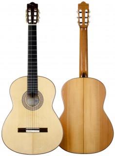 Guitarra Flamenca artesanal Javier Castaño modelo 243