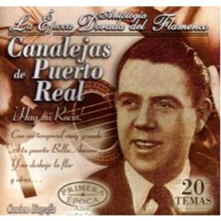 12912 Canalejas de Puerto Real - Antología. La época dorada del flamenco