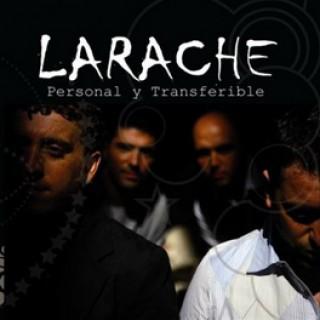 19025 Larache - Personal y transferible