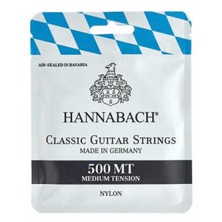25138 Hannabach 500 MT Tension Media (Cuerdas)