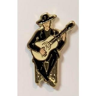 27720 Pin guitarrista