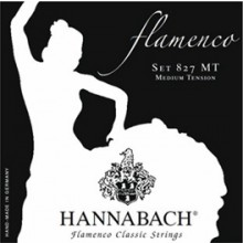 13406 Hannabach Flamenco 827MT.